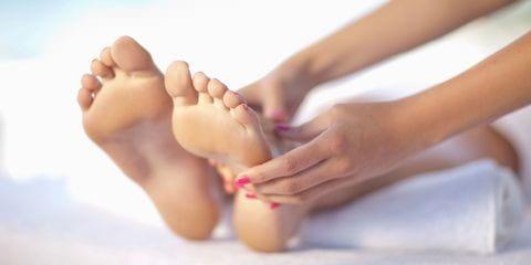 اثرات کوتاه مدت پوشیدن کفش نامناسب
