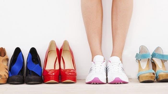 انجام اقدامات پیشگیرانه اثرات کفش های نامناسب