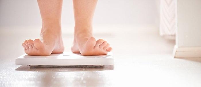 کاهش وزن برای درمان پا پرانتزی